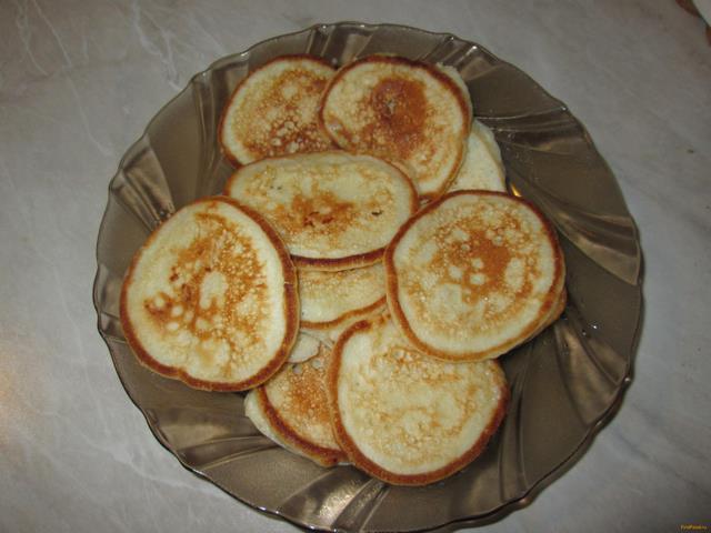 Оладушки простой рецепт с пошагово