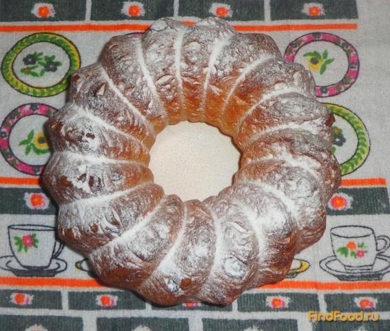 Рецепт кекса с изюмом в духовке в формочках рецепт 144