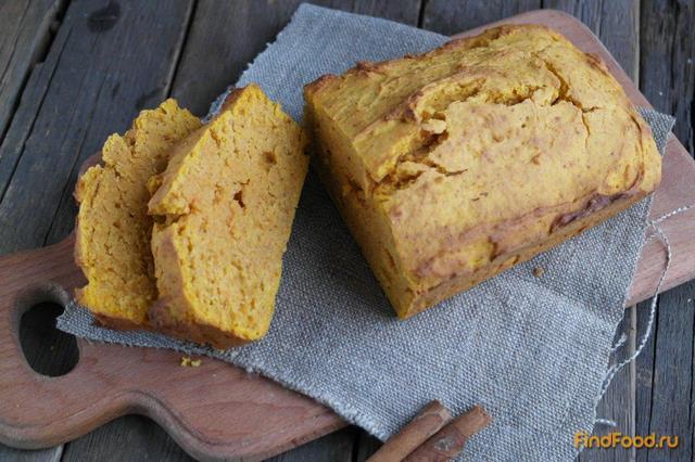Рецепт Кукурузный хлеб с тыквой рецепт с фото