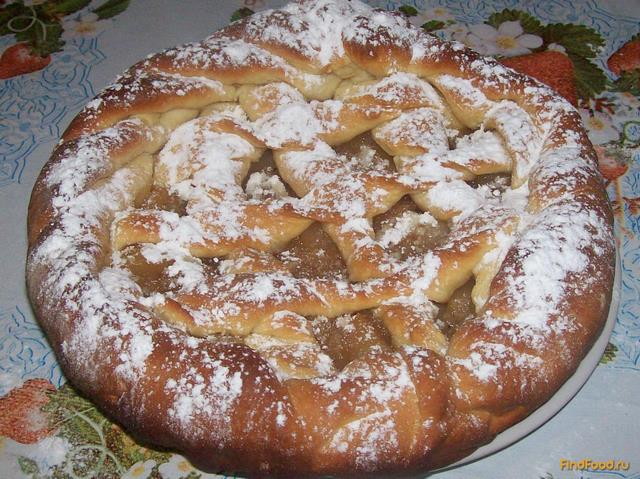 Пирожки на кефире в духовке рецепт с яблоками рецепт