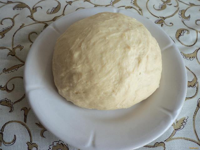 бездрожжевое тесто на пиццу рецепт с фото