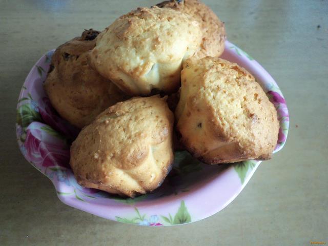 Творожные кексы с грушей рецепт 40