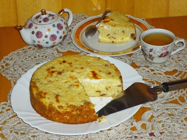 Закуски в тарталетках-фото