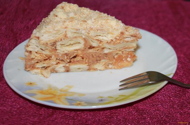 Простой рецепт торта наполеона пошагово
