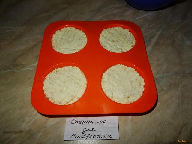 Диетические творожные кексы рецепт с фото 5-го шага