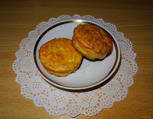 Диетические творожные кексы рецепт с фото 7-го шага