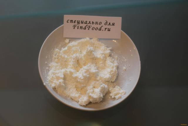 Шоколадный овсяноблин с творогом рецепт с фото 5-го шага