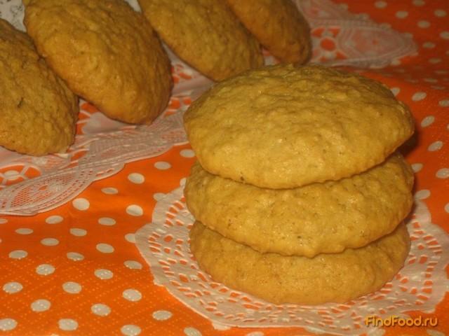 печенье из овсяных хлопьев рецепт в мультиварке
