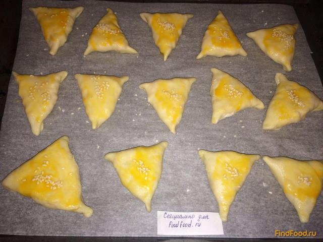 самса рецепт приготовления из слоеного