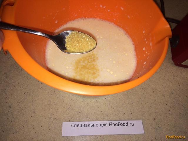 заварные блинчики на молоке фото