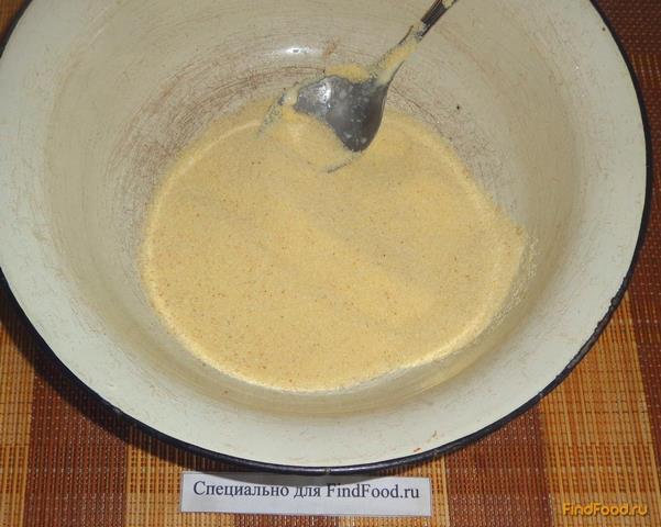 Яблочный пирог с манкой пошаговый рецепт