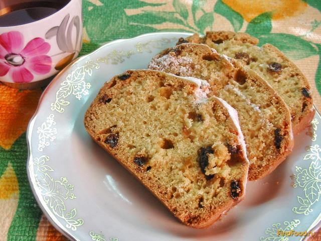 Кекс столичный рецепт с пошаговыми фото