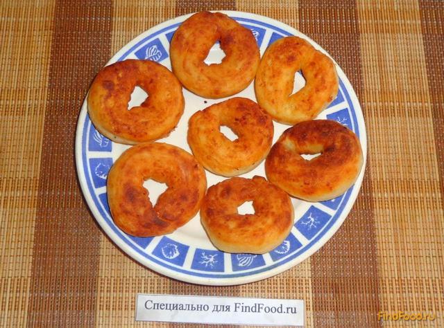 Рецепт пончиков начинкой фото