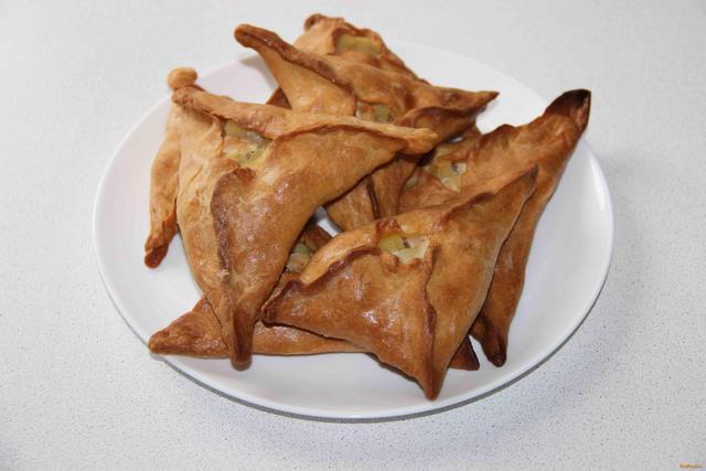 Курники с курицей и картофелем рецепт с фото 15-го шага
