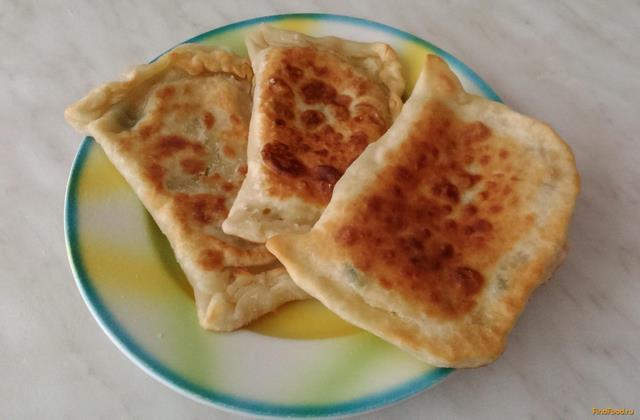 как приготовить лепешку с сыром и зеленью