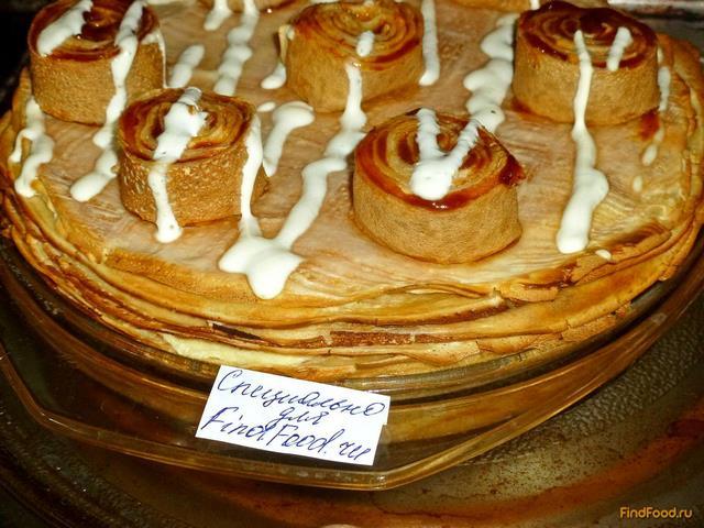 торт с ряженкой рецепт