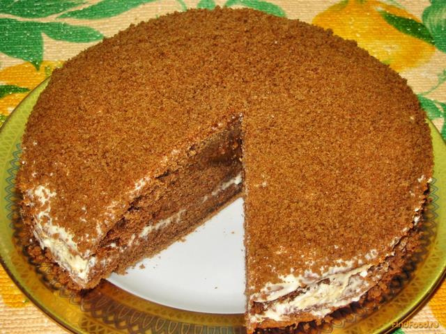 кофейный торт в мультиварке рецепты с фото