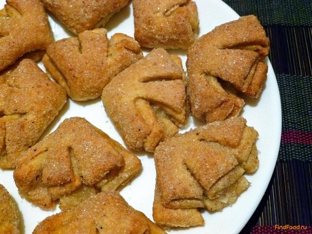 гусиные рецепт лапки фото печенье
