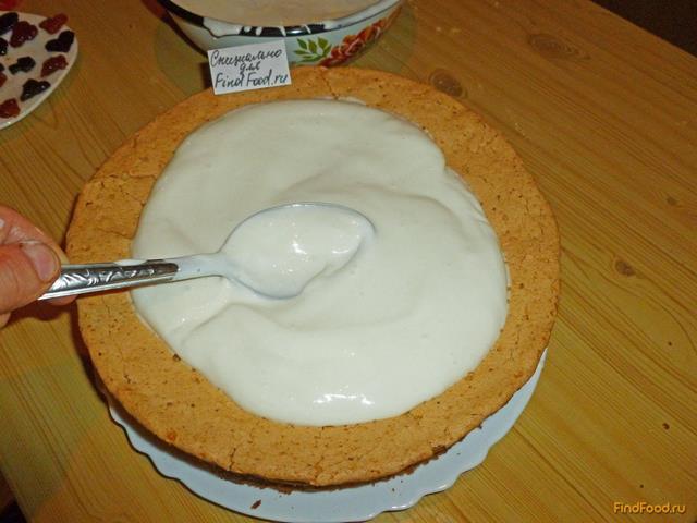 Сметанный крем для торта рецепт пошагово в домашних