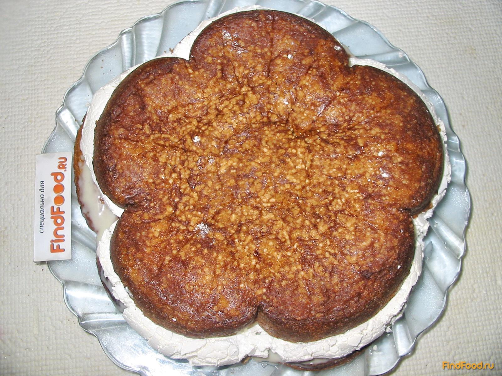 торт с безе рецепт с фото в духовке