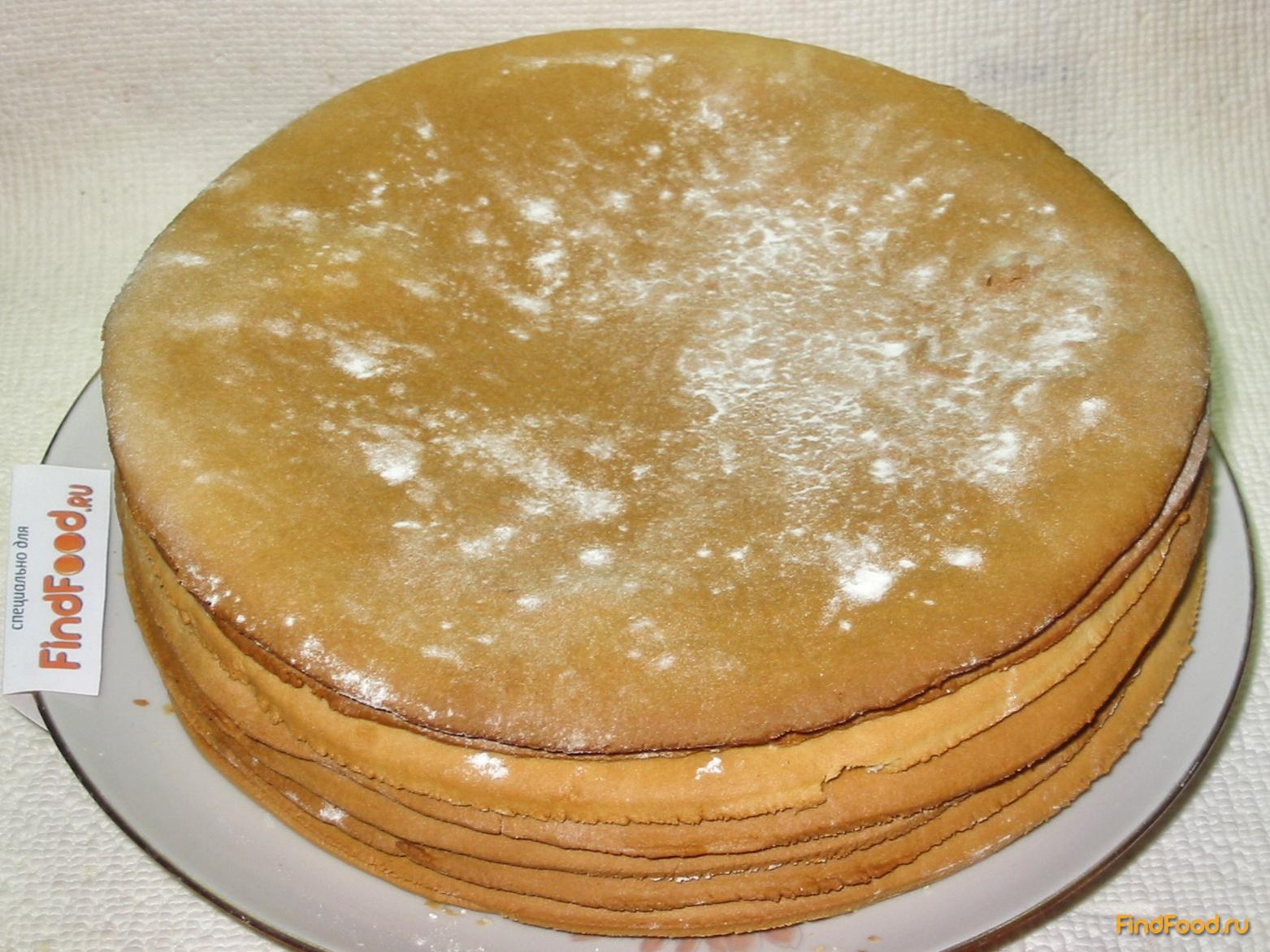 Медовик торт рецепт с пошаговым фото