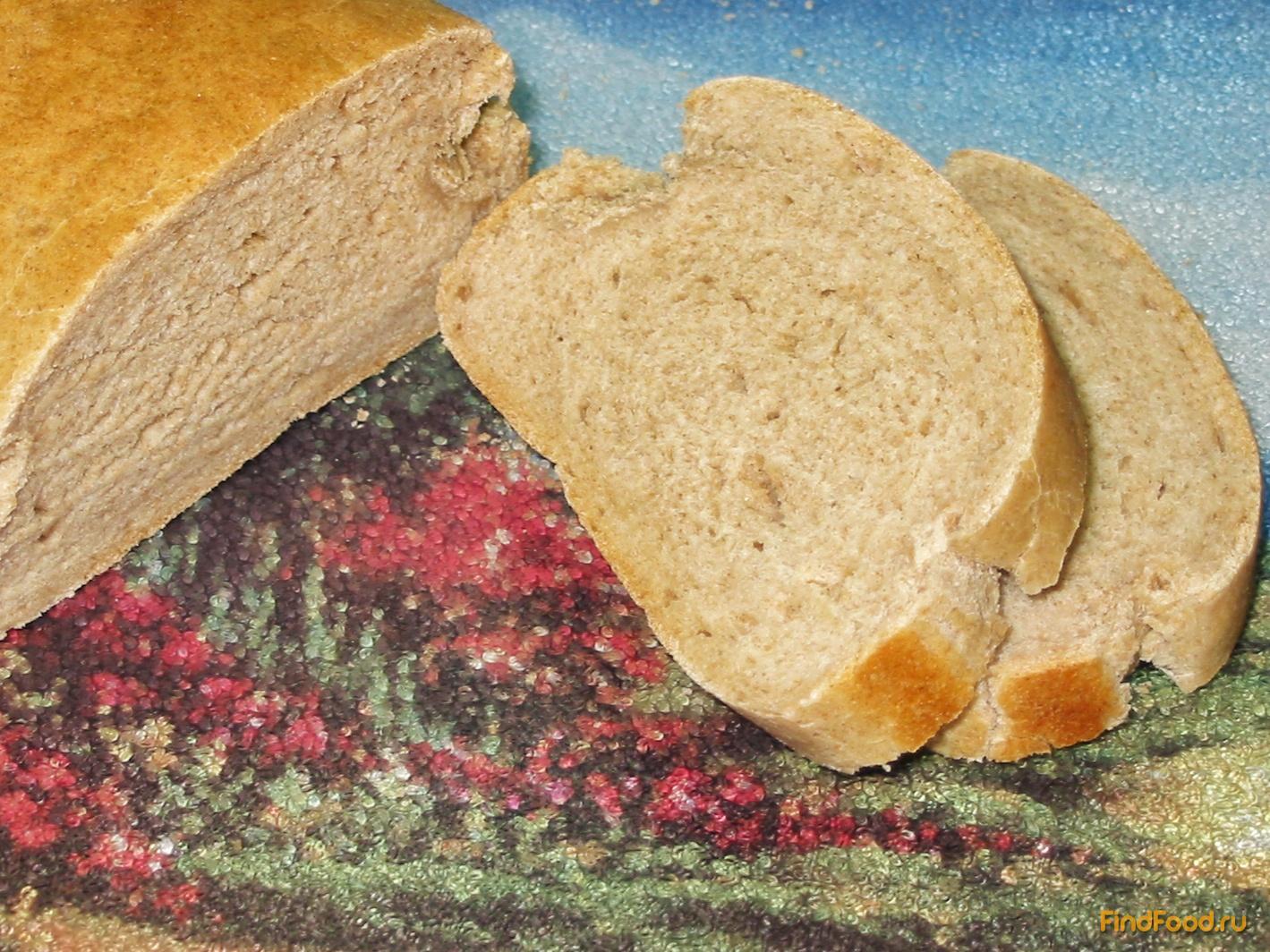 Рецепт простого ржаного хлеба в духовке