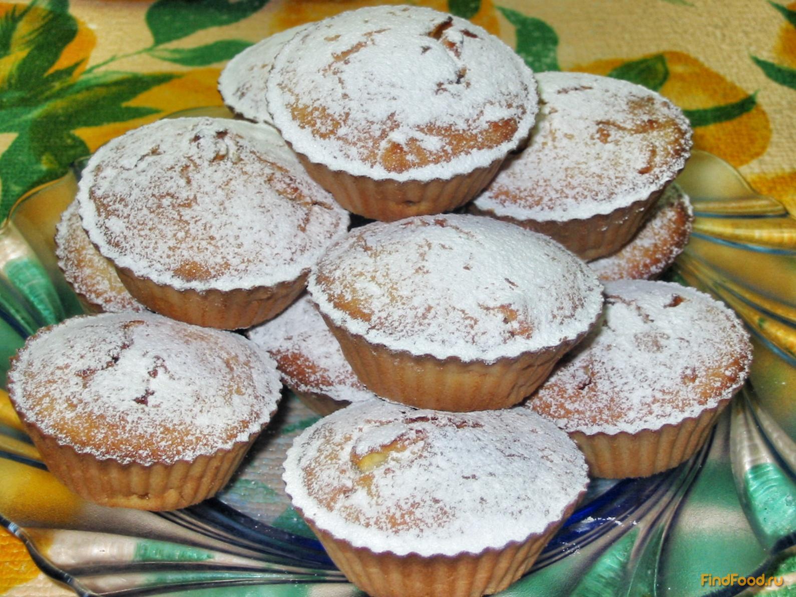 кексы с яблоком рецепт с фото летием стихи