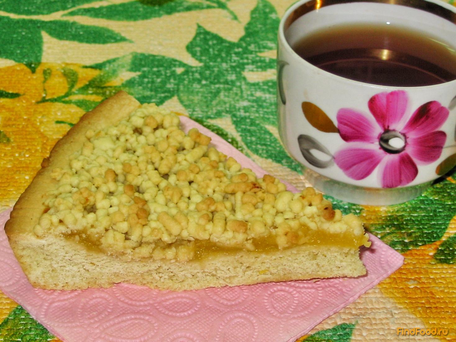 Пошаговый рецепт с пирога с лимоном