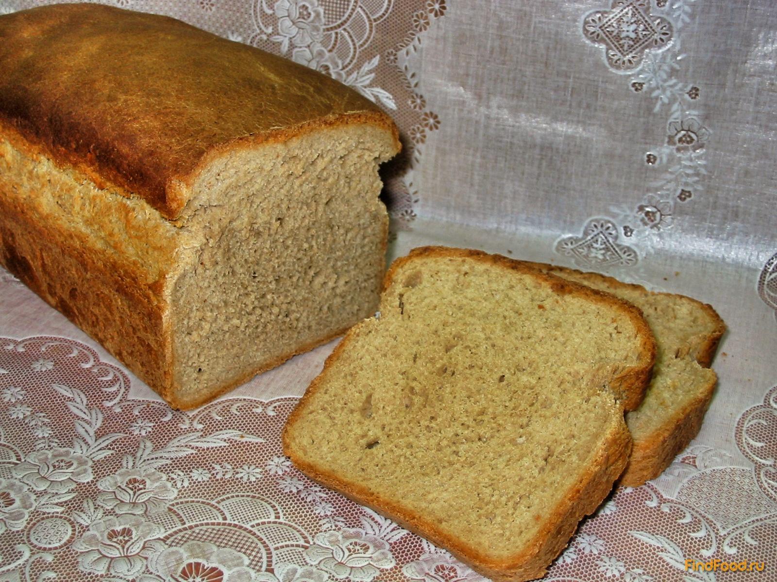 Видео ржаной хлеб на дрожжах в духовке