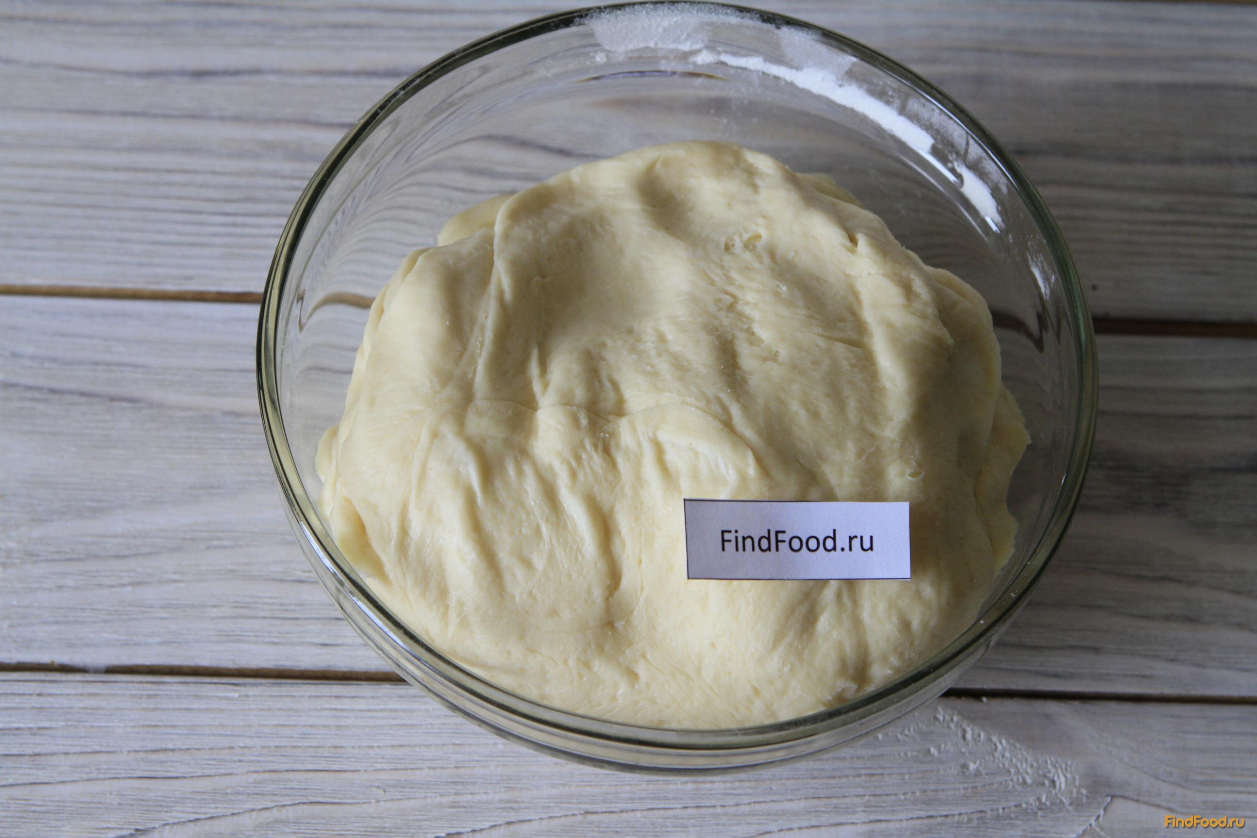 Рецепт венгерской ватрушки из дрожжевого теста