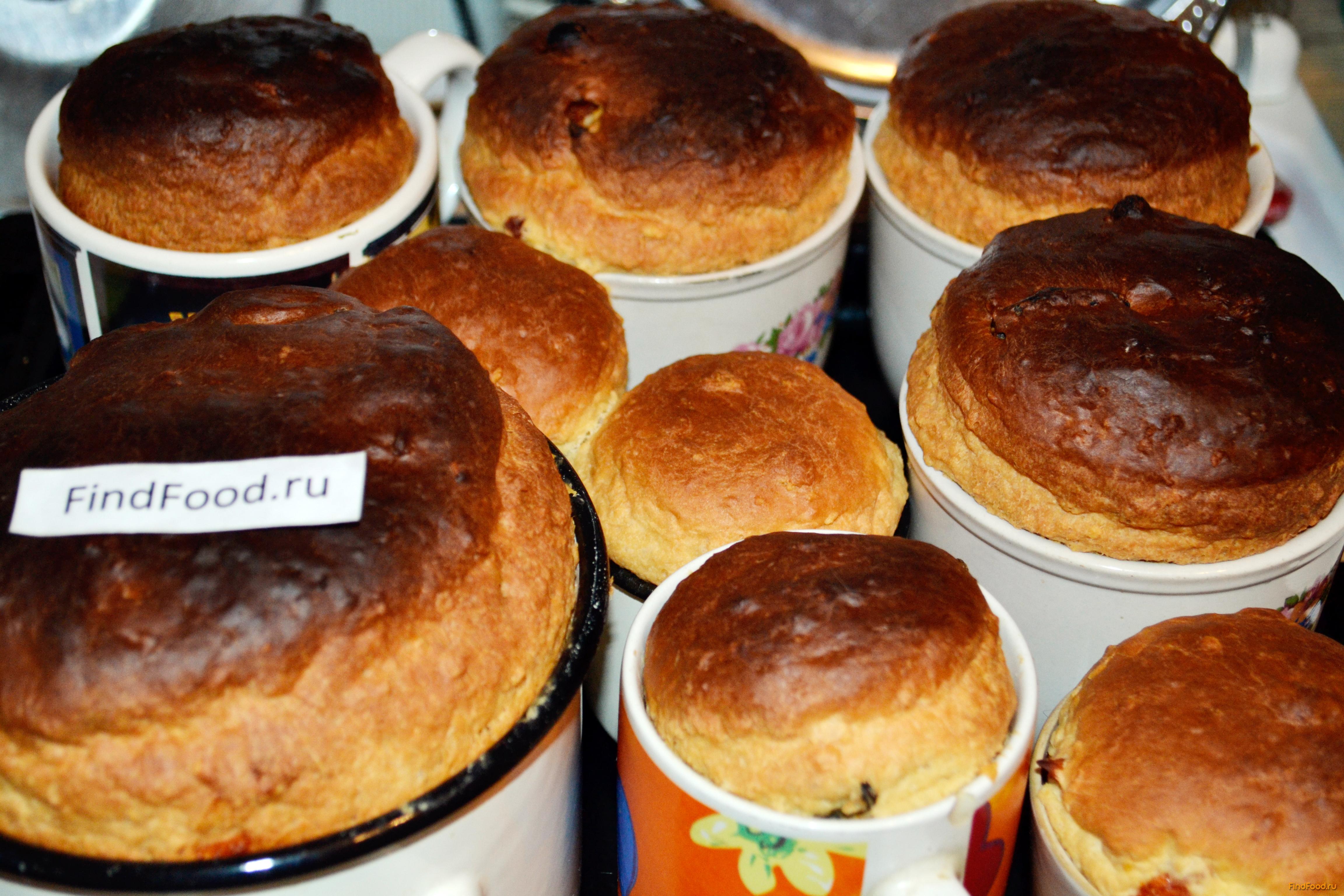 Сдобный кулич пасхальный рецепты пошагово