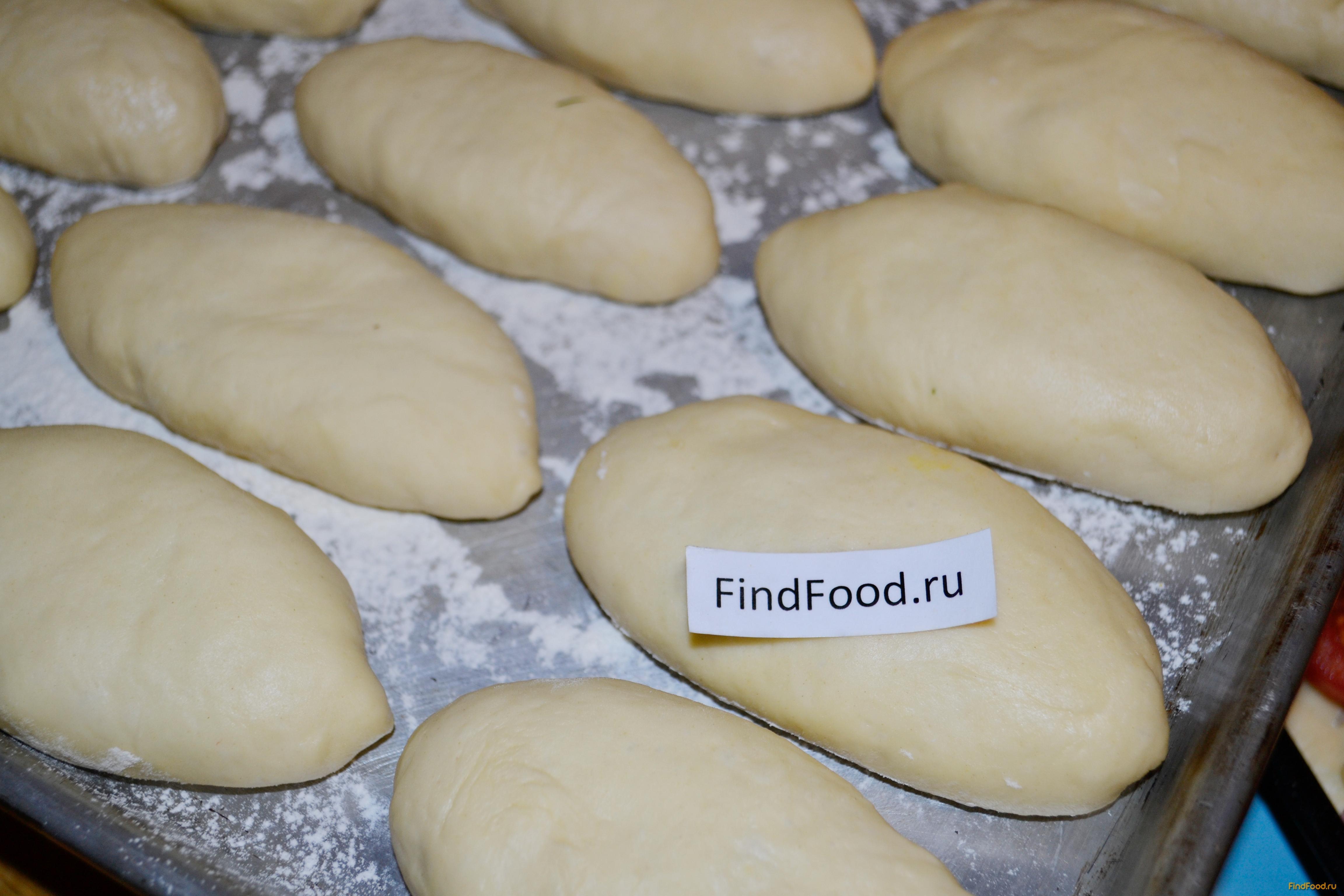 Пирожки с луком и яйцом пошаговый рецепт с