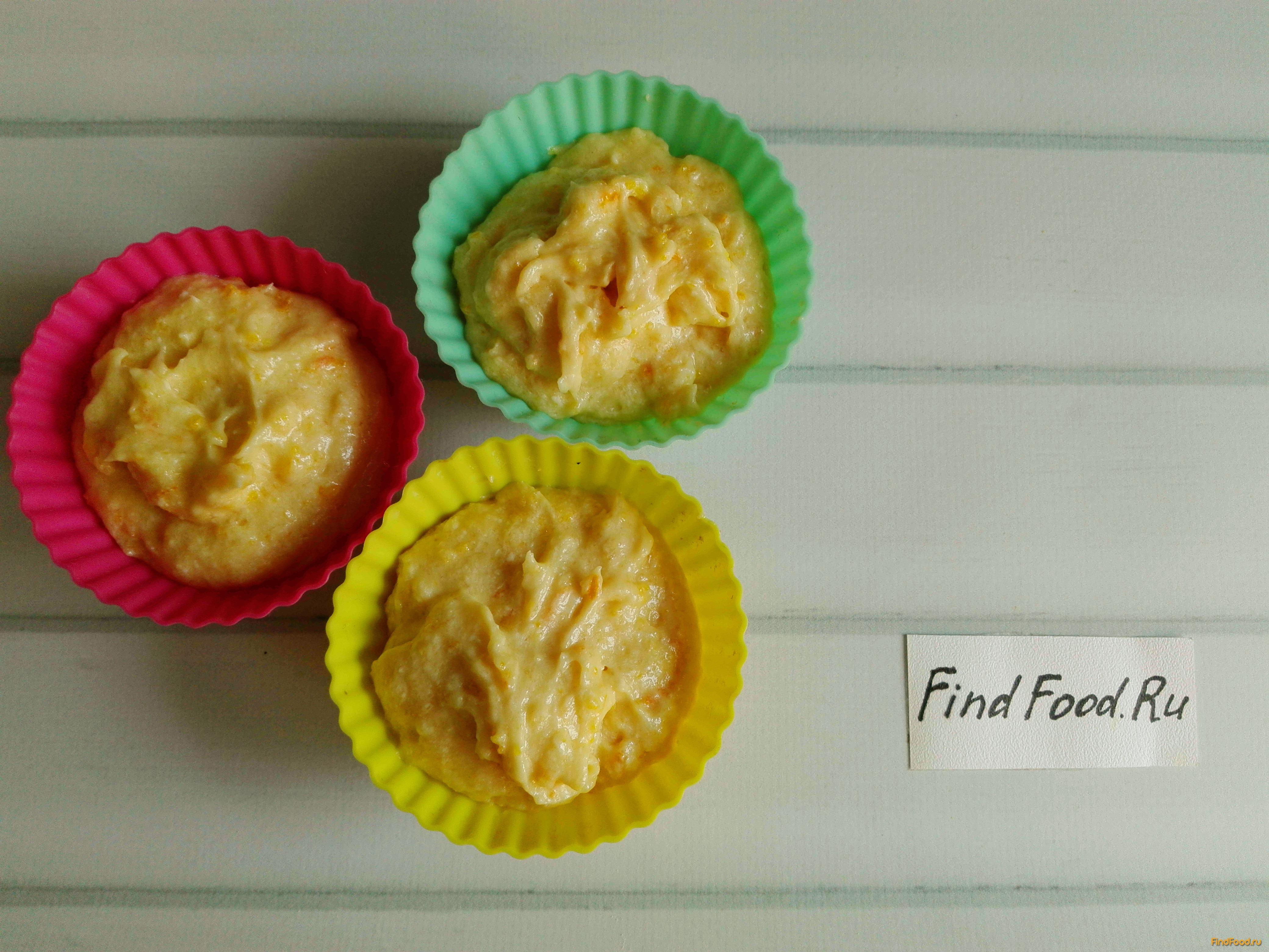 Кексы в силиконовых формах для детей рецепты