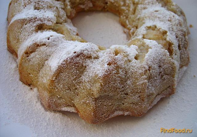 рецепт кекса яблочного в мультиварке