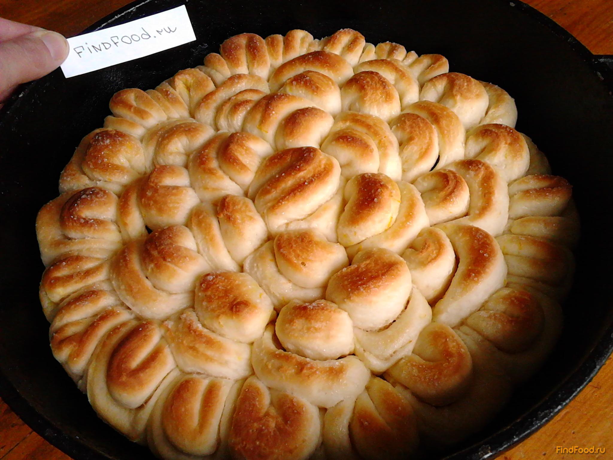 Рецепты пирогов из дрожжевого теста в домашних условиях