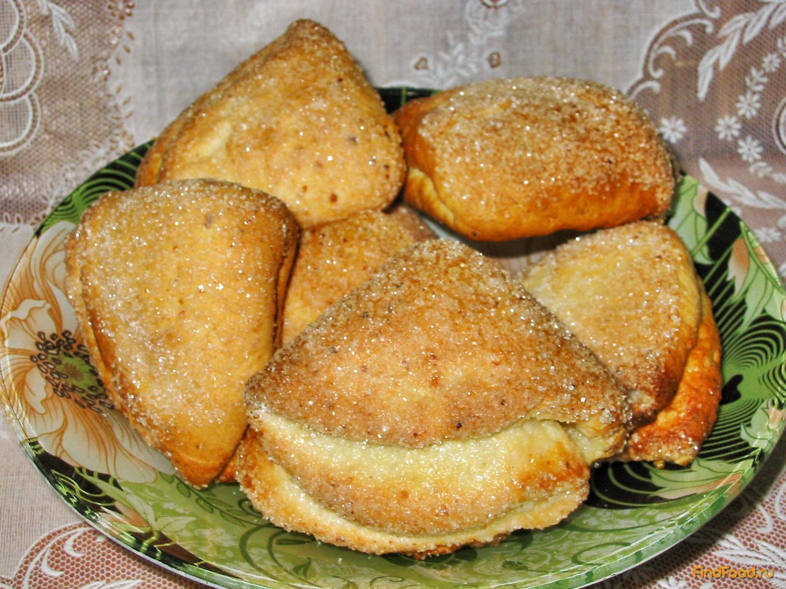 Рецепт творожного печенья поцелуйчики пошагово фото