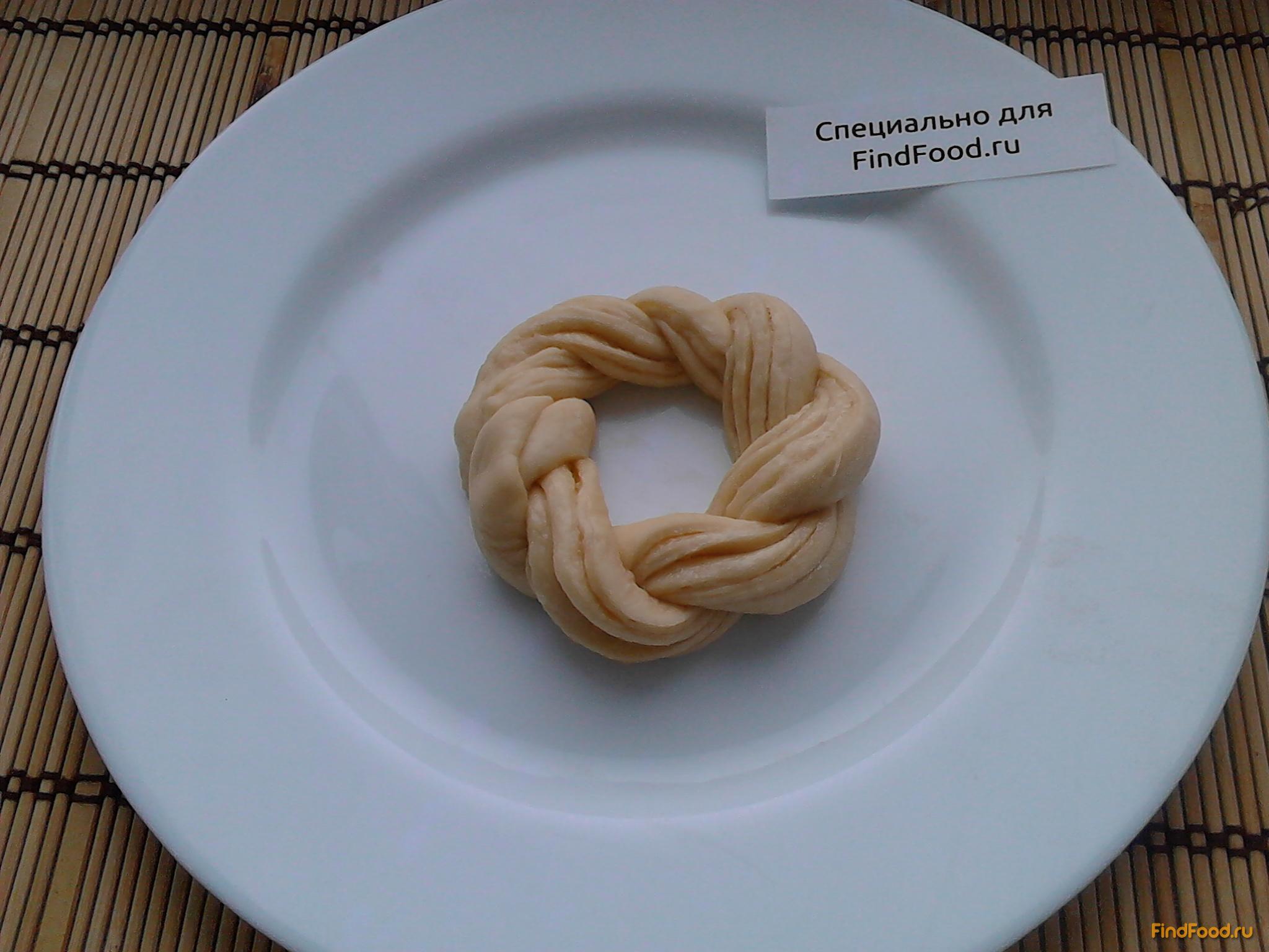 Песочное кольцо по ГОСТ у. Рецепт песочного печенья «Кольцо» с орехами 15