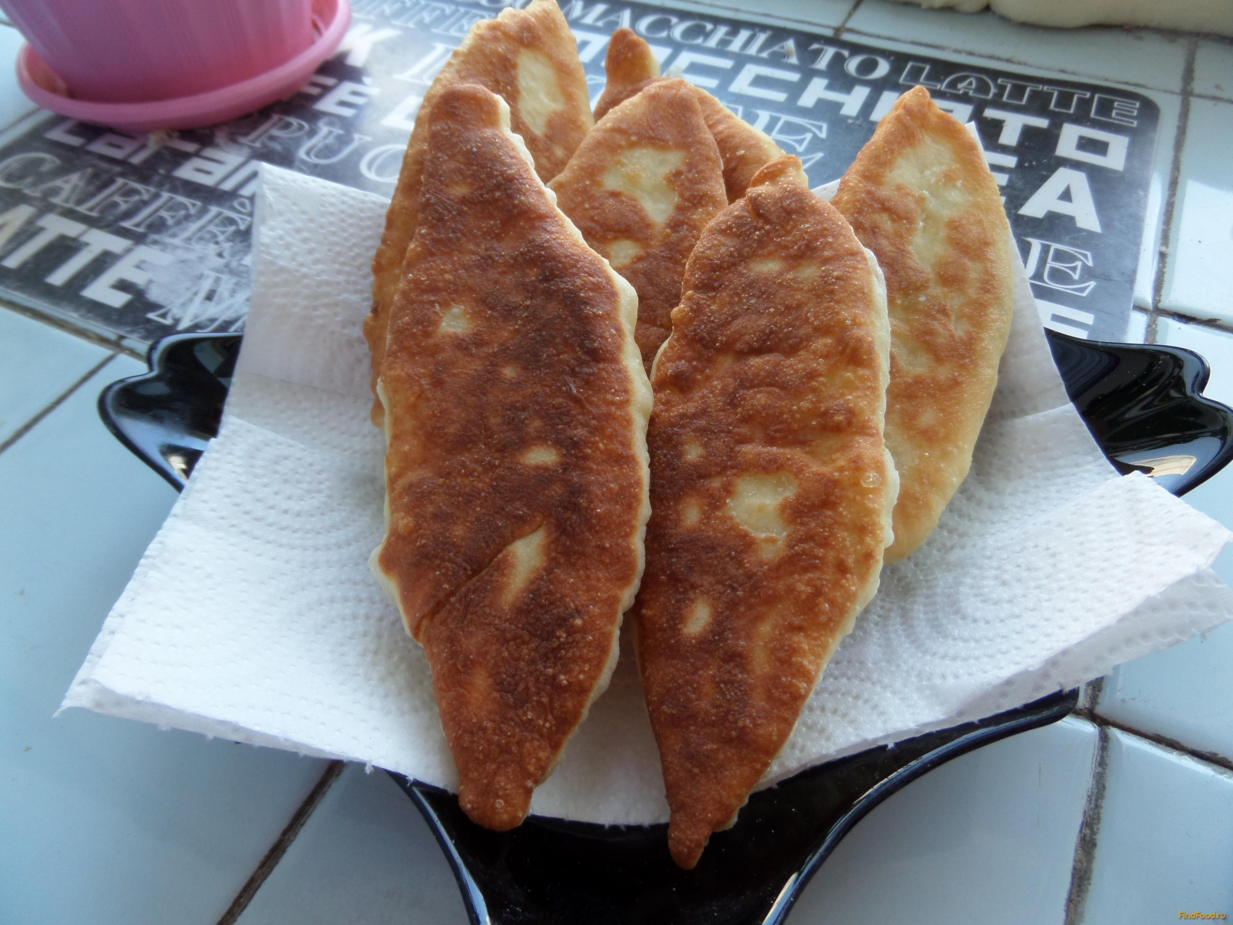 Пирожки с рисом, луком и яйцом - кулинарный рецепт 54
