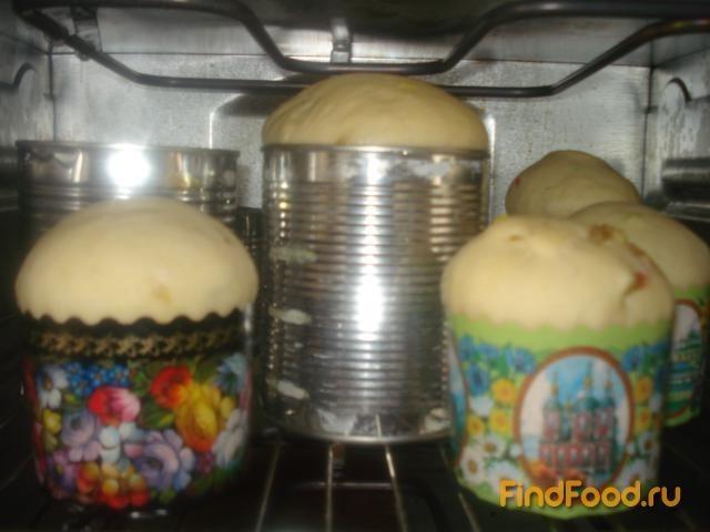 Рецепт гоголь-моголь для кулича