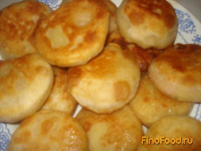 Пирожки бомбочки в духовке фото рецепт