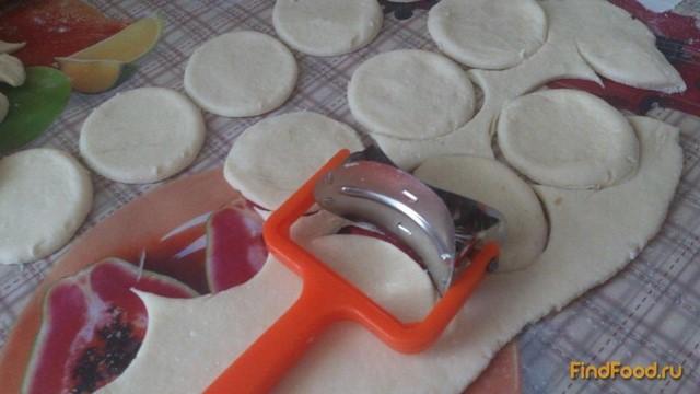Пирожки с мясом из песочного теста рецепты