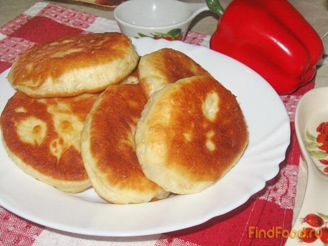 Рецепт пирожков с горохом