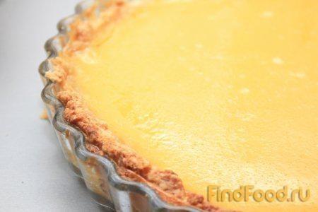 Лимонный торт рецепт с фото 9-го шага