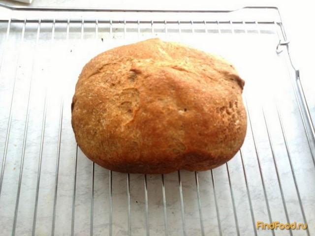 хлеб с гречневой мукой в хлебопечке