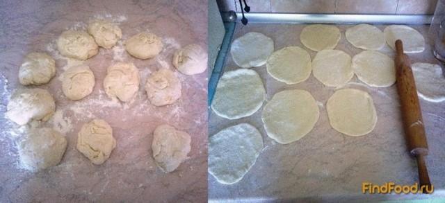 Лепешки наан рецепт с фото 7-го шага