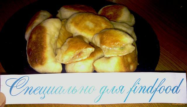 Фото пирожки с мармеладом рецепт