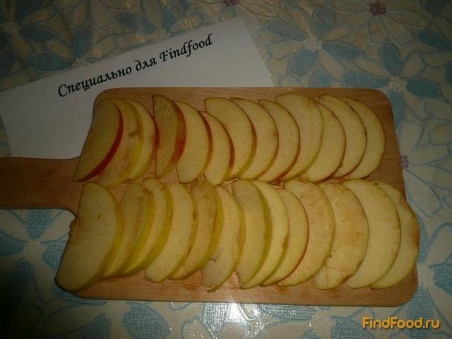 Быстрый яблочный пирог рецепт с фото 2-го шага