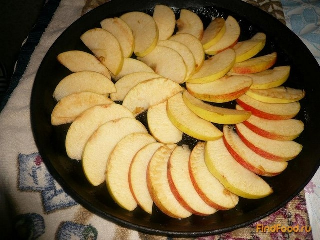 Быстрый яблочный пирог рецепт с фото 3-го шага