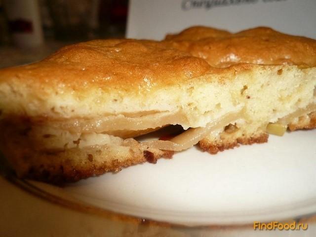 Быстрый яблочный пирог - фото 14 шага