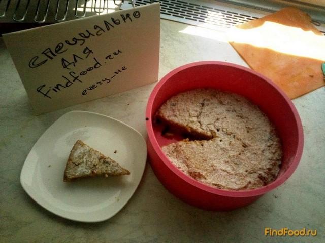 Пирог из черствого хлеба с изюмом рецепт с фото 8-го шага